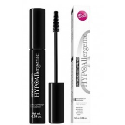 HYPOALLERGENIC WATERPROOF BLACK MASCARA
