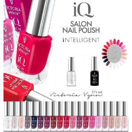 IQ Salon Nail Polish 016 WILD NATURE 9ml Victoria Vynn