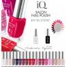 IQ Salon Nail Polish 018 DUSTY APRICOT 9ml Victoria Vynn