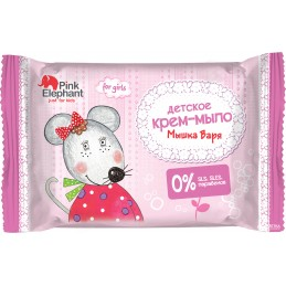 CREAM-SOAP FOR KIDS 3+