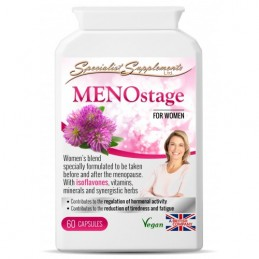 MENOstage FOR WOMEN HEALTH