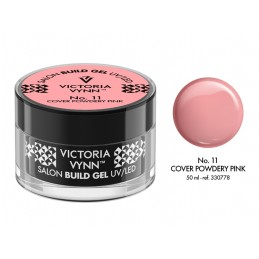 BUILD GEL UV/LED 11 COVER POWDERY PINK 50ML