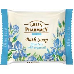 BATH SOAP BLUE IRIS WITH...