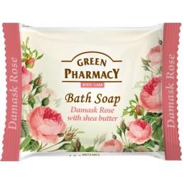 BATH SOAP DAMASK ROSE WITH...