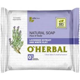 Natural soap Lavender...