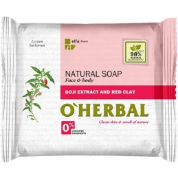 NATURAL SOAP WITH GOJI...