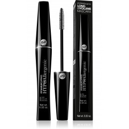 HYPOAllergenic LONG & VOLUME BLACK MASCARA