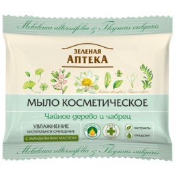 Cosmetic soap with Tea tree...
